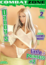 Daddy's Little Princess #2 DVD front cover