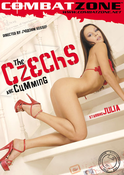 The Czechs Are Cumming DVD front cover
