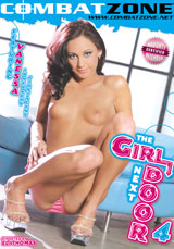 The Girl Next Door #4 DVD front cover