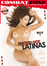 Smokin' Hot Latinas DVD front cover