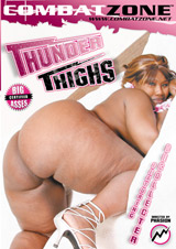 Thunder Thighs DVD front cover