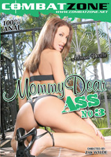 Mommy Dear Ass #3 DVD front cover