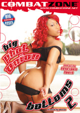 Big Phat Onion Bottoms #2 DVD front cover