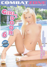 The Girl Next Door #6 DVD front cover