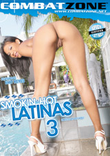 Smokin' Hot Latinas #3 DVD front cover
