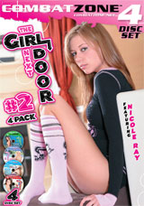 The Girl Next Door 4 Pack #2