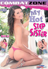 My Hot Stepsister DVD front cover