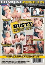 Busty Secretaries DVD back cover