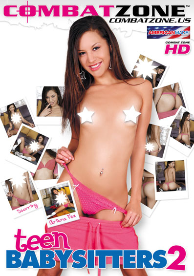 Teen Babysitters #2 Front Cover (PG Edit)