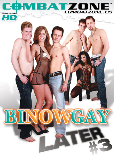 Bi Now Gay Later #3 Front Cover (PG Edit)