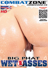 Big Phat Wet Asses #2 DVD front cover