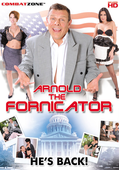 Arnold, The Fornicator Front Cover (PG Edit)