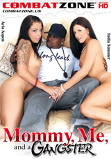 Mommy, Me, And A Gangster DVD front cover