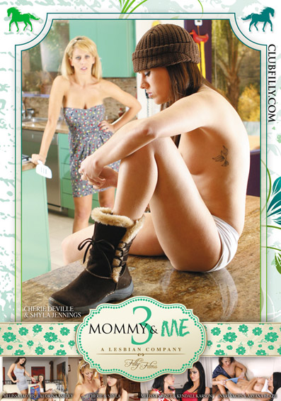 Mommy And Me #3 DVD front cover