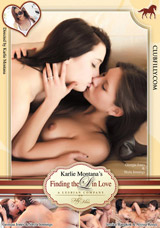 Karlie Montana's Finding The L In Love DVD back cover
