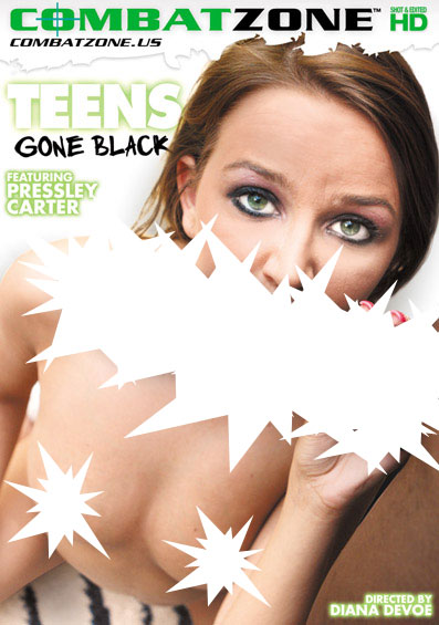 Teens Gone Black Front Cover (PG Edit)