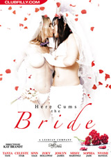 Here Cums The Bride DVD front cover