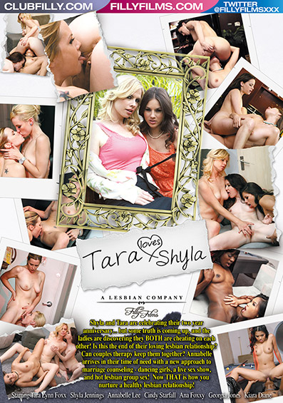 Tara Loves Shyla DVD back cover