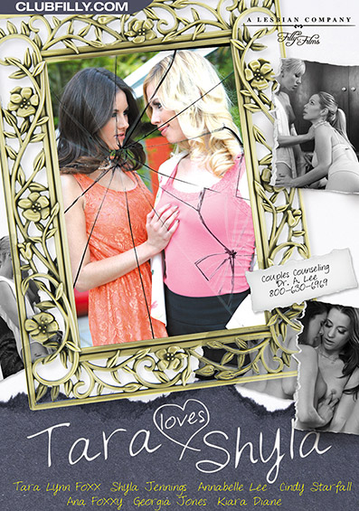 Tara Loves Shyla DVD front cover