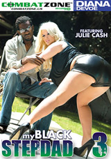 My Black Stepdad #3 DVD front cover