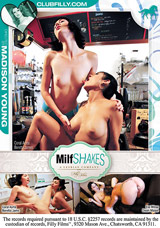 MILFshakes DVD back cover
