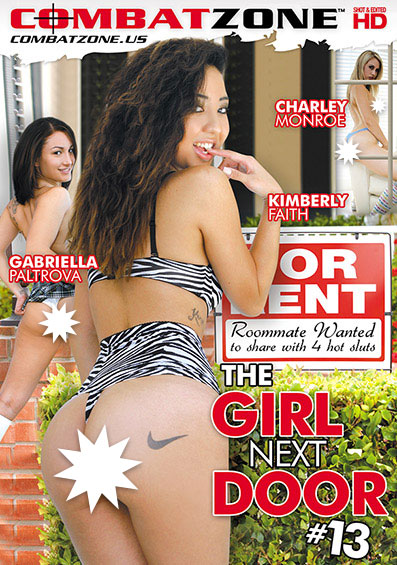 The Girl Next Door #13 Front Cover (PG Edit)