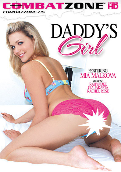 Daddy's Girl Front Cover (PG Edit)