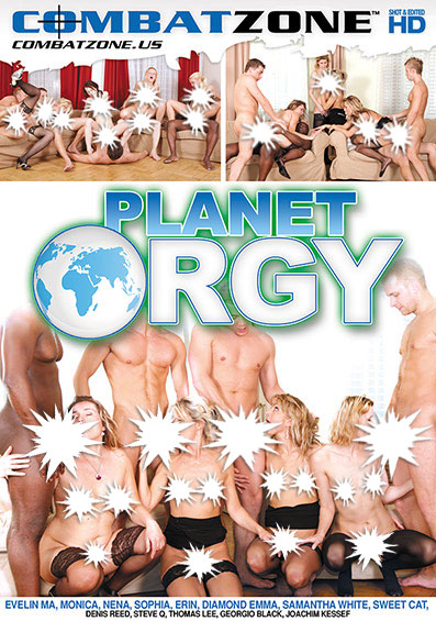 Planet Orgy Front Cover (PG Edit)