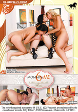 Mommy And Me #6 DVD back cover