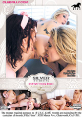Silver Foxes And Tight Young Boxes DVD back cover