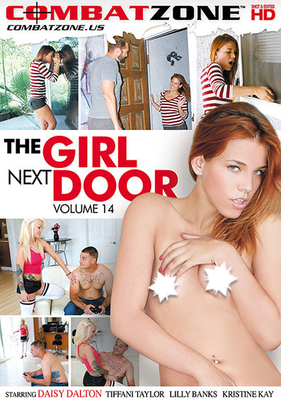 The Girl Next Door #14 Front Cover (PG Edit)
