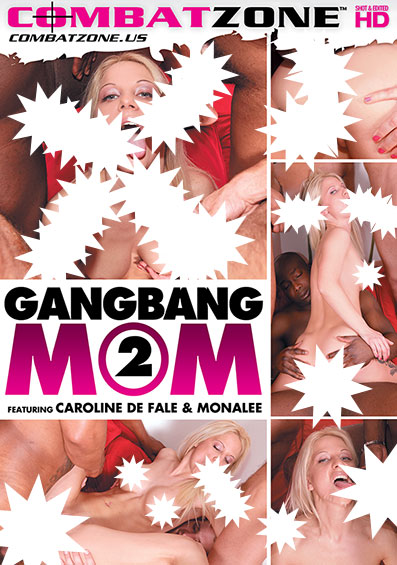 Gangbang Mom #2 Front Cover (PG Edit)