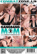 Gangbang Mom #2 DVD back cover