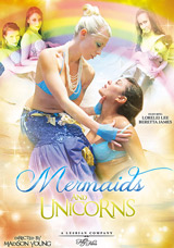 Mermaids And Unicorns DVD front cover