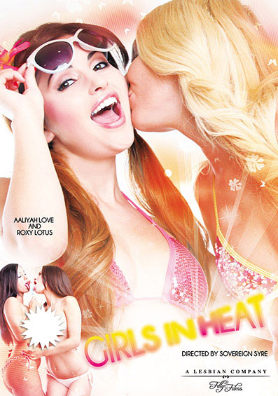 Girls In Heat Front Cover (PG Edit)