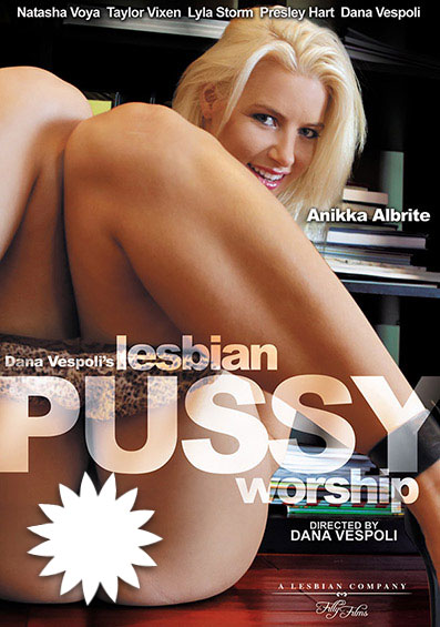 Dana Vespoli's Lesbian Pussy Worship Front Cover (PG Edit)