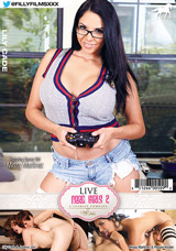 Lily Cade's Live Nerd Girls #2 DVD front cover