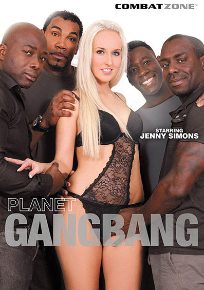 Planet Gang Bang Front Cover (PG Edit)