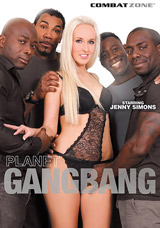 Planet Gang Bang DVD front cover