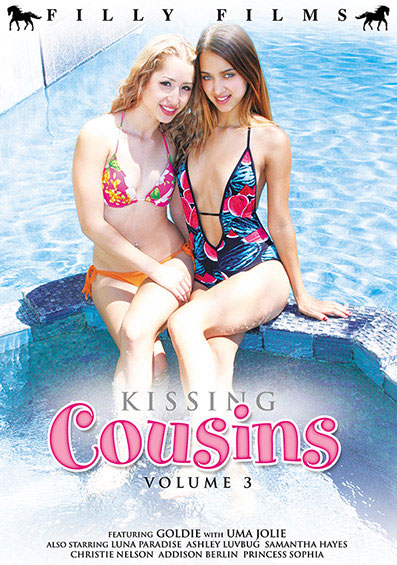 Kissing Cousins #3 Front Cover (PG Edit)