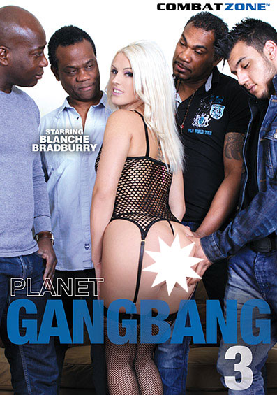 Planet Gang Bang #3 Front Cover (PG Edit)