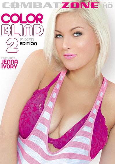 Color Blind #2: Mixed Edition Front Cover (PG Edit)