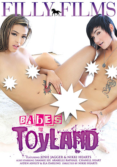 Babes In Toyland Front Cover (PG Edit)