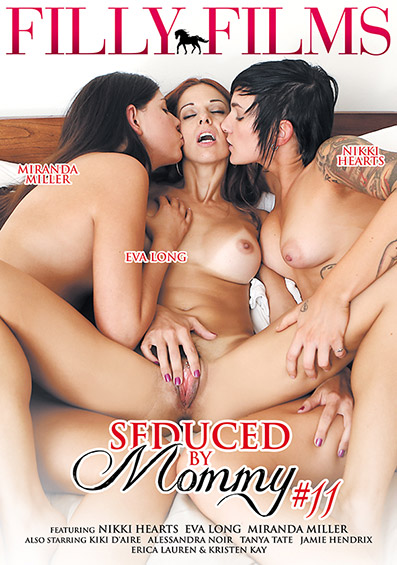 Seduced By Mommy #11 DVD front cover