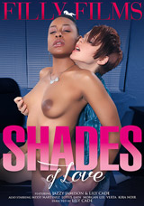 Shades Of Love DVD front cover