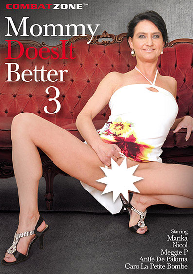 Mommy Does It Better #3 Front Cover (PG Edit)