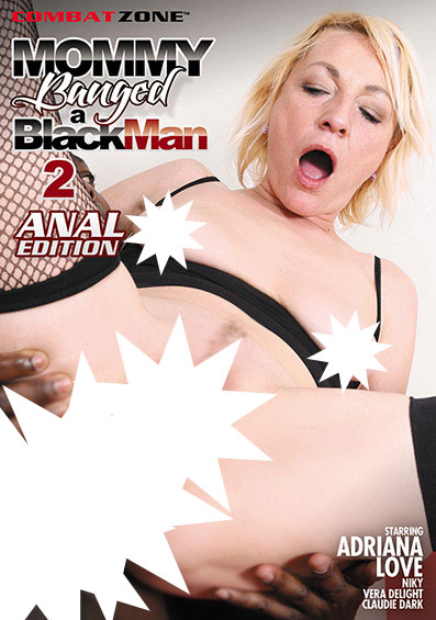 Mommy Banged A Black Man #2 Front Cover (PG Edit)