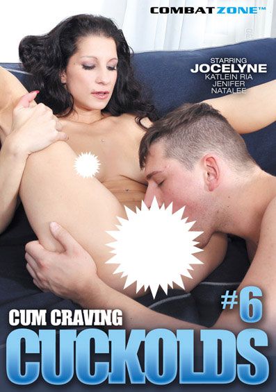 Cum Craving Cuckolds #6 Front Cover (PG Edit)