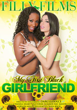 My First Black Girlfriend - Front Cover