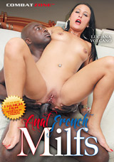 Anal French MILFs DVD front cover